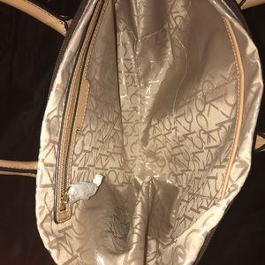 Calvin Klein Bags - Brown Calvin Klein handbag